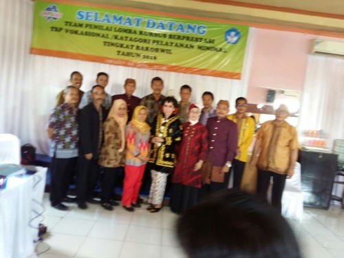 Lomba LKP tingkat Bakorwil Kabupaten Bogor